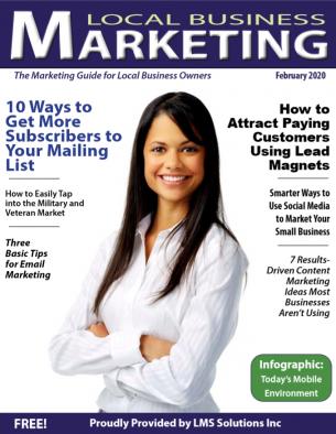 LBMMagazineFeb2020 Cover