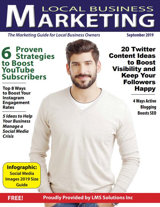 Local Marketing Magazine   LMS